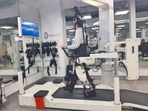 robotic equipment for physical therapy